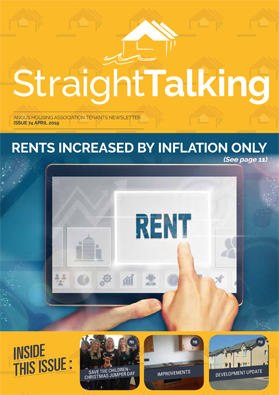 Straightalking April 2019- Issue 74