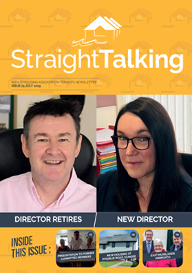 Straightalking July 2019- Issue 75